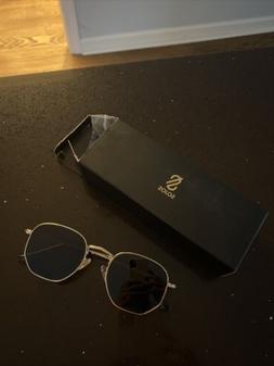 Sojos Cat eye Sunglasses For Women Fashion Polygon