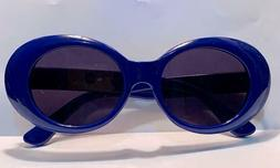 SOJOS Clout Goggles Unisex Retro / Vintage Oval Sunglasses /
