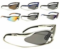 X Loop Sunglasses Sport Cycling Golfing Running Baseball Hal