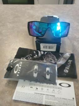 Oakley Sunglasses Batwolf Polished Black w/ Prizm Sapphire I