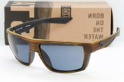 Costa Del Mar Sunglasses Bloke Polarized BLK 103 OGP