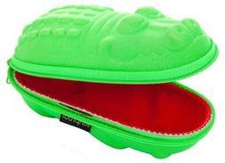 Banz SUNGLASSES CASE - GREEN CROCODILE Kids Accessories