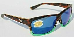 Costa Del Mar Sunglasses Cut Polarized UT 77 OBMP