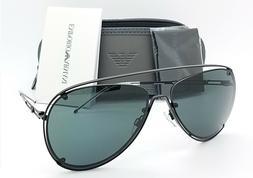 Emporio Armani sunglasses EA2073 300187 63mm Matte Black Gre