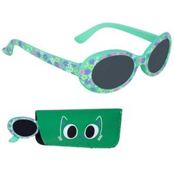 Sunglasses for Babies – Smoked Lenses - Reduces Glare, 100
