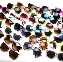 Sunglasses Glasses Wholesale Bulk Lot 10 to 100 Pair Assorte
