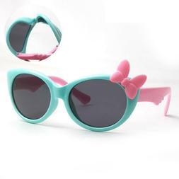 Sunglasses Kids New Polarized Goggles For Baby Children Fram