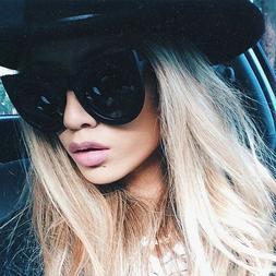 Sunglasses Oversized Xtra Large Round Cat Eye Wolves Foxes W