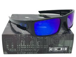 Sunglasses Polarized!! Oakley@₅ Bright Black/Blue Merc