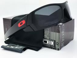 Sunglasses Polarized222@GascanA Matte Black/Grey Iridium