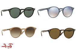 Occhiali da sole Ray Ban rb 2180 Round Highstreet sunglasses