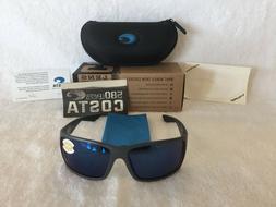 Costa Del Mar REEFTON Sunglasses RFT 98 OBMGLP Matte Gray Bl