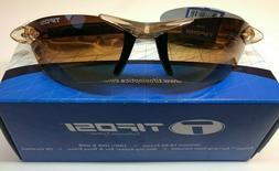 Tifosi Sunglasses - Seek Crystal Brown Sports Eyewear unisex
