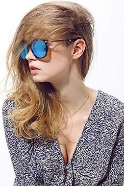 Womens Polarized Mirrored Sunglasses - Diamond Candy UV 400