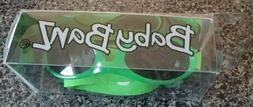 Baby Banz Sunglasses UVB Protected Lime Green Infant Size 0-