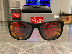 Ray-Ban Sunglasses, RB4165 54 Justin Mirrored