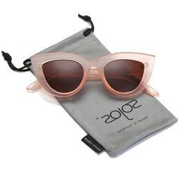 Sunglasses women Accessories CatEye Style 2017 Brand Designe