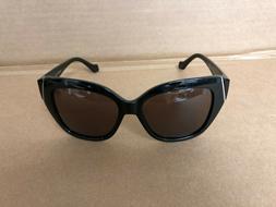 BALENCIAGA Sunglasses Women's BA99 Black 01E 57-17 Made In