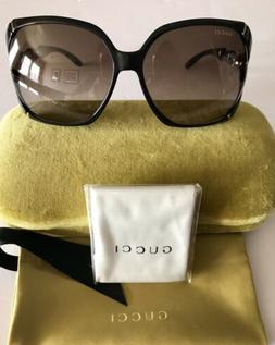 Gucci sunglasses Women's GG0505S Square Gradient New 100%