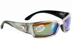 Costa Del Mar Sunglasses - Corbina- Glass / Frame: Silver Le