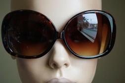 Super OVERSIZED XXL Very Big Large Round Dark Lens Sunglasse