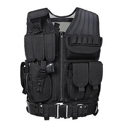 Tactical Paintball Combat Military Swat Assault Army Hunting
