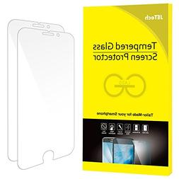 JETech Screen Protector for Apple iPhone 6 Plus and iPhone 6