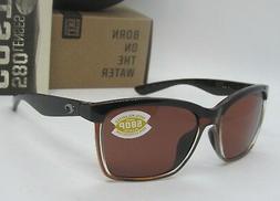 Costa Tern Polarized Sunglasses - 580 Polycarbonate Lens Top