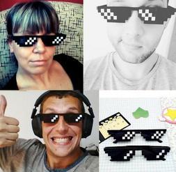 Thug Life Glasses Deal With It Sunglasses MLG Eyewear Unisex