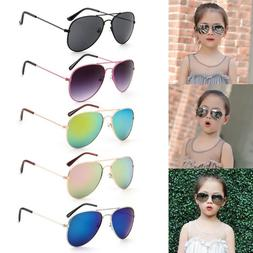 Fashion Children Boy Girl UV Protection Glasses Eyewear Sung