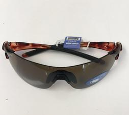 Tifosi Tortoise Brown Podium S Sunglasses With 3 Interchanga