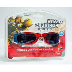 Transformers Prime Light Up Shatter Proof Sun Glasses