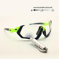 Transition Polarized Cycling Goggles 3 Lens Kit UV400 MTB Bi
