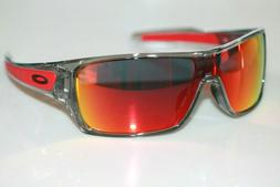Oakley Turbine Rotor Sunglasses OO9307-03 Grey Ink Frame W/
