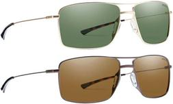 Smith Optics Turner ChromaPop Polarized Men's Stainless Stee