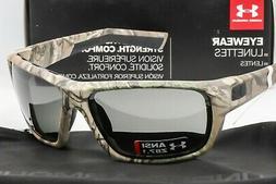 Under Armour UA Launch Round Sunglasses, UA Launch  Satin Re