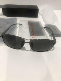SUNGAIT Ultra Lightweight Retangular Polarized Sunglasses