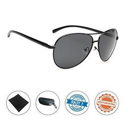 J+S Premium Ultra Sleek, Military Style, Sports Aviator Sung