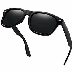 Unisex Polarized Sunglasses Classic Men Retro UV400 Brand De