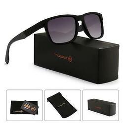 SUNGAIT Unisex Polarized Sunglasses Stylish Sun Glasses with