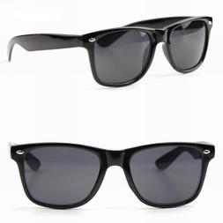 UNISEX Sunglasses Wayfare CLASSIC Black Frame 100% UV MEN WO