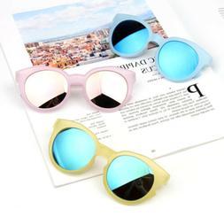 US Girls Boys Anti UV Eyeglasses Glasses Toddler Baby Outdoo