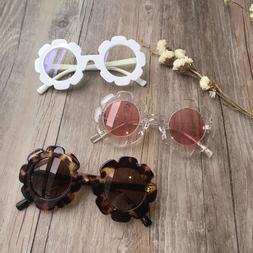 Vintage Kids <font><b>Sunglasses</b></font> Child Sun Glasse