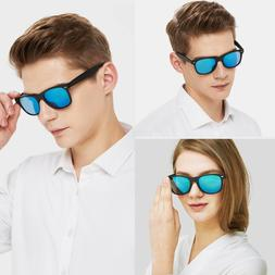wayfar Fishing polarized sunglasses for women men girls case