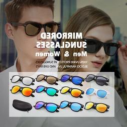 Wayfar Retro Polarized Sunglasses For Women Men Boys Girls M