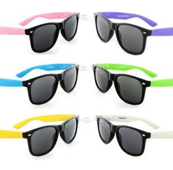 Wholesale Sunglasses Dozen Assorted Two Tone Classic Style p