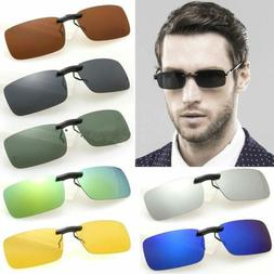 UV400 Sunglasses Outdoor Driving Glasses Day Night Vision Le