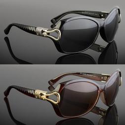 Women's Polarized Sunglasses Driving Eyewear Retro Fashion O