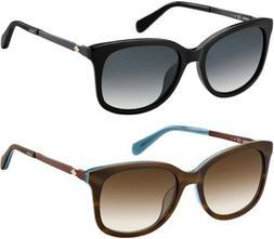Fossil Women's Soft Square Classic Sunglasses w/ Gradient Le