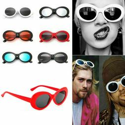 New Women Men Goggles Unisex Sunglasses Cool Oval Shades Mir